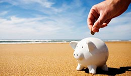 The savings in travel — simple tips