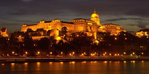 Walk through the sights of Budapest