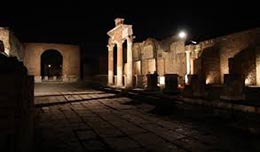 Night Excursions in Pompeii