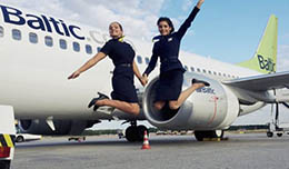 New tariffs from airBaltic