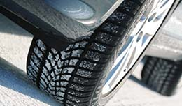 Sochi will not allow tourists on summer tires