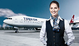 Early booking from Turkish Airlines
