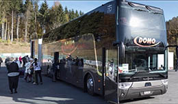 Switzerland will restore intercity bus service