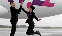 Wizz Air will fly to Warsaw from Kiev daily