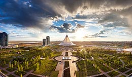 What to see in Kazakhstan? 5 great ideas