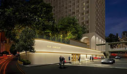 The Murray — a new hotel in Hong Kong